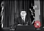 Image of John F Kennedy speech Washington DC USA, 1962, second 9 stock footage video 65675033985