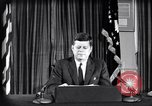 Image of John F Kennedy speech Washington DC USA, 1962, second 10 stock footage video 65675033985