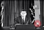 Image of John F Kennedy speech Washington DC USA, 1962, second 11 stock footage video 65675033985