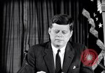 Image of John F Kennedy speech Washington DC USA, 1962, second 1 stock footage video 65675033986