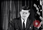 Image of John F Kennedy speech Washington DC USA, 1962, second 2 stock footage video 65675033986