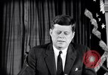 Image of John F Kennedy speech Washington DC USA, 1962, second 4 stock footage video 65675033986