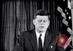 Image of John F Kennedy speech Washington DC USA, 1962, second 5 stock footage video 65675033986