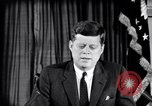 Image of John F Kennedy speech Washington DC USA, 1962, second 6 stock footage video 65675033986