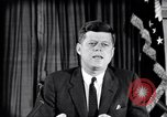 Image of John F Kennedy speech Washington DC USA, 1962, second 7 stock footage video 65675033986
