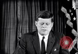 Image of John F Kennedy speech Washington DC USA, 1962, second 9 stock footage video 65675033986