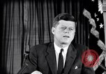 Image of John F Kennedy speech Washington DC USA, 1962, second 11 stock footage video 65675033986