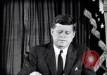 Image of John F Kennedy speech Washington DC USA, 1962, second 12 stock footage video 65675033986