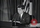 Image of John F Kennedy Washington DC USA, 1962, second 1 stock footage video 65675033987