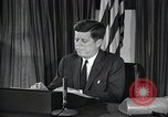 Image of John F Kennedy Washington DC USA, 1962, second 2 stock footage video 65675033987