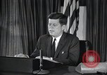 Image of John F Kennedy Washington DC USA, 1962, second 3 stock footage video 65675033987