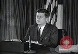 Image of John F Kennedy Washington DC USA, 1962, second 4 stock footage video 65675033987