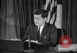 Image of John F Kennedy Washington DC USA, 1962, second 6 stock footage video 65675033987