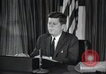 Image of John F Kennedy Washington DC USA, 1962, second 7 stock footage video 65675033987