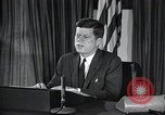 Image of John F Kennedy Washington DC USA, 1962, second 8 stock footage video 65675033987
