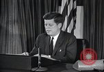 Image of John F Kennedy Washington DC USA, 1962, second 9 stock footage video 65675033987