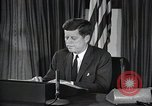 Image of John F Kennedy Washington DC USA, 1962, second 11 stock footage video 65675033987