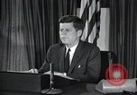 Image of John F Kennedy Washington DC USA, 1962, second 12 stock footage video 65675033987