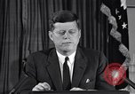 Image of John F Kennedy Washington DC USA, 1962, second 2 stock footage video 65675033989