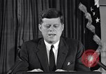 Image of John F Kennedy Washington DC USA, 1962, second 5 stock footage video 65675033989
