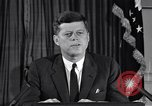 Image of John F Kennedy Washington DC USA, 1962, second 7 stock footage video 65675033989