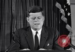Image of John F Kennedy Washington DC USA, 1962, second 10 stock footage video 65675033989