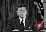 Image of John F Kennedy Washington DC USA, 1962, second 11 stock footage video 65675033989