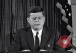Image of John F Kennedy Washington DC USA, 1962, second 12 stock footage video 65675033989