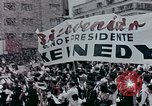 Image of John F Kennedy Mexico, 1962, second 5 stock footage video 65675033995