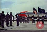 Image of John Glenn after Friendship 7 flight Florida United States USA, 1962, second 8 stock footage video 65675034001