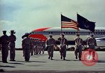 Image of John Glenn after Friendship 7 flight Florida United States USA, 1962, second 11 stock footage video 65675034001