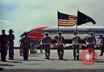 Image of John Glenn after Friendship 7 flight Florida United States USA, 1962, second 12 stock footage video 65675034001