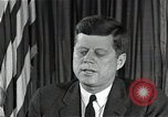 Image of John F Kennedy Washington DC USA, 1962, second 3 stock footage video 65675034011