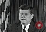Image of John F Kennedy Washington DC USA, 1962, second 4 stock footage video 65675034011