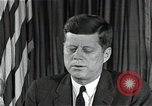Image of John F Kennedy Washington DC USA, 1962, second 5 stock footage video 65675034011