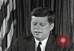 Image of John F Kennedy Washington DC USA, 1962, second 6 stock footage video 65675034011