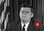 Image of John F Kennedy Washington DC USA, 1962, second 7 stock footage video 65675034011