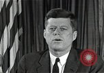 Image of John F Kennedy Washington DC USA, 1962, second 10 stock footage video 65675034011