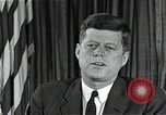Image of John F Kennedy Washington DC USA, 1962, second 11 stock footage video 65675034011
