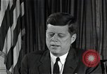 Image of John F Kennedy Washington DC USA, 1962, second 3 stock footage video 65675034012