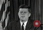 Image of John F Kennedy Washington DC USA, 1962, second 4 stock footage video 65675034012
