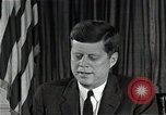 Image of John F Kennedy Washington DC USA, 1962, second 6 stock footage video 65675034012