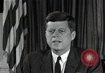 Image of John F Kennedy Washington DC USA, 1962, second 10 stock footage video 65675034012