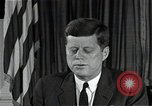 Image of John F Kennedy Washington DC USA, 1962, second 11 stock footage video 65675034012