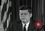 Image of John F Kennedy Washington DC USA, 1962, second 12 stock footage video 65675034012
