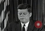 Image of John F Kennedy Washington DC USA, 1962, second 3 stock footage video 65675034013