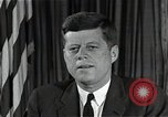 Image of John F Kennedy Washington DC USA, 1962, second 6 stock footage video 65675034013