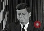 Image of John F Kennedy Washington DC USA, 1962, second 7 stock footage video 65675034013