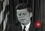 Image of John F Kennedy Washington DC USA, 1962, second 12 stock footage video 65675034013