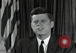 Image of John F Kennedy Washington DC USA, 1962, second 3 stock footage video 65675034014